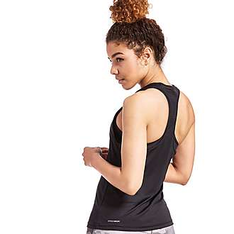 Reebok Poly Mesh Panel Tank Top