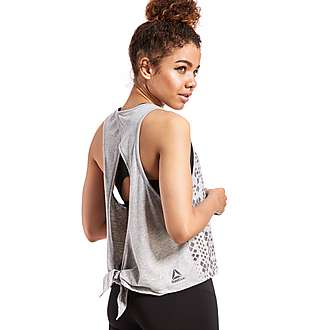 Reebok Tie Back Tank Top