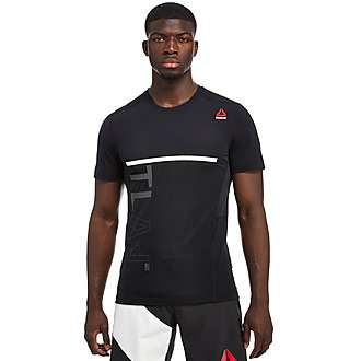 Reebok Train Like A Fighter Boxing T-Shirt