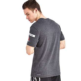Reebok UFC Fan Short-Sleeved Tri Blend T-Shirt