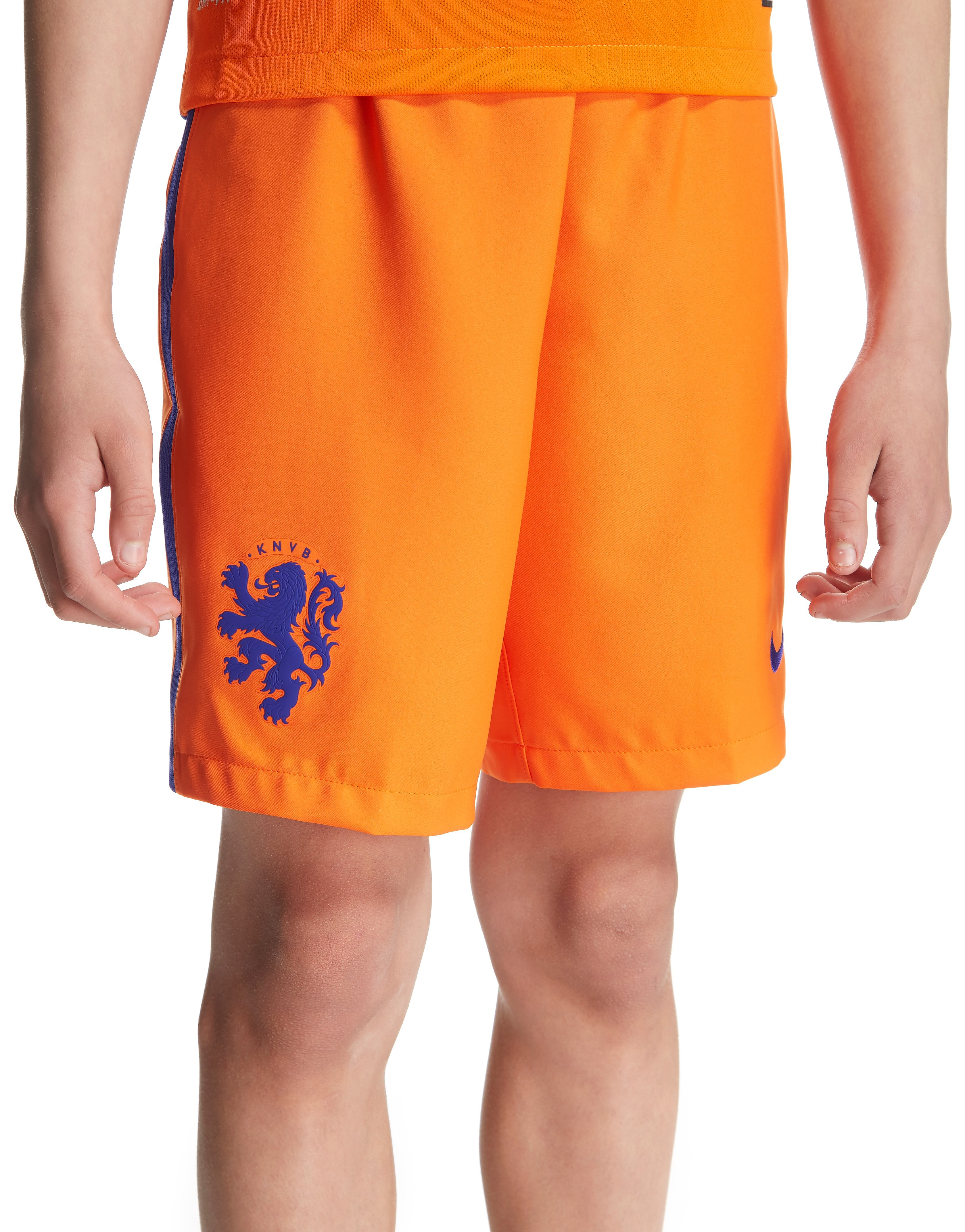 Nike Holland 2016 Home Shorts Junior
