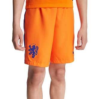 Nike Holland 2016 Home Shorts Junior