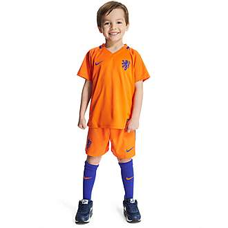 Nike Holland 2016 Home Kit Children