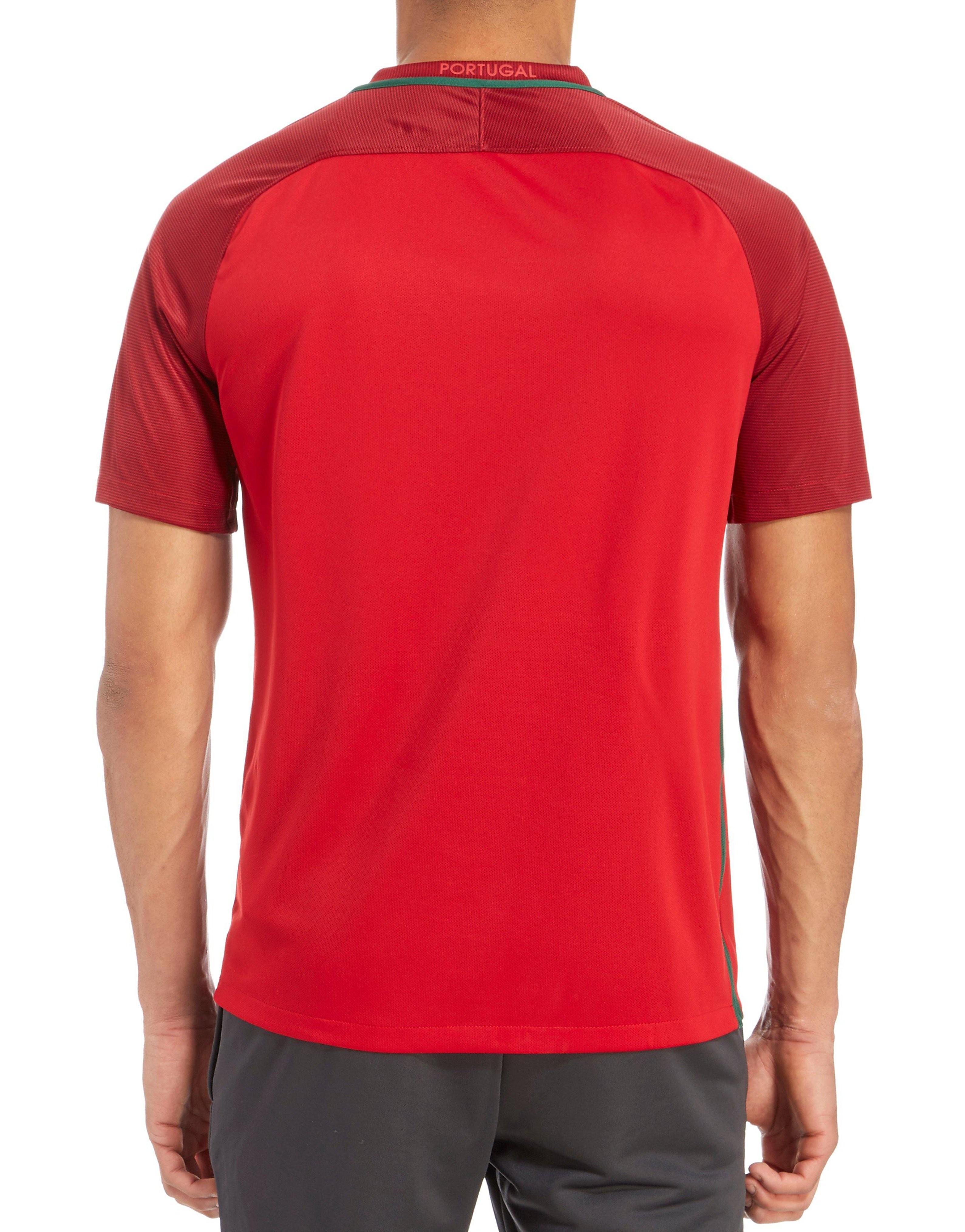 Nike Portugal Home 2016 Shirt