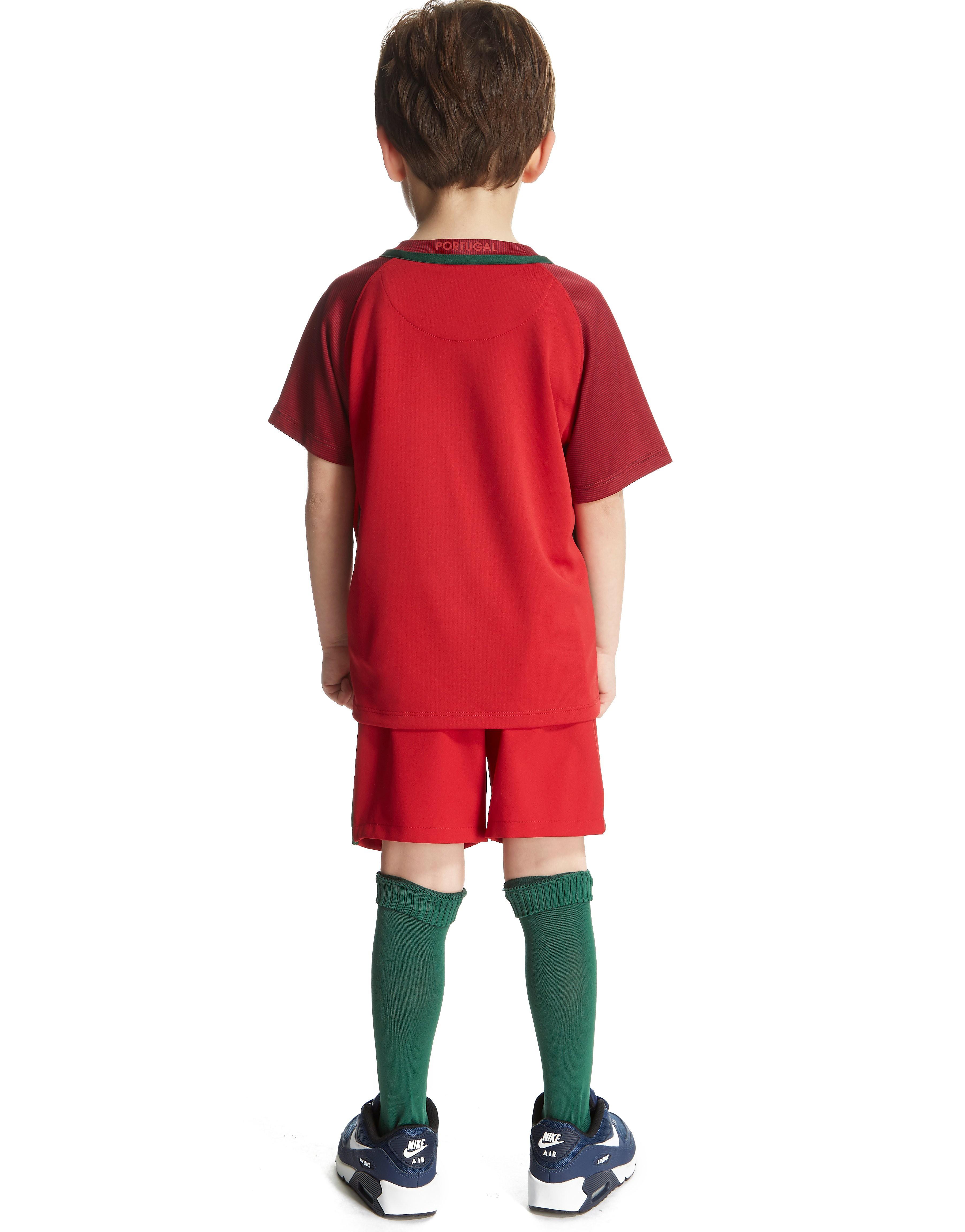 Nike Portugal Home 2016 Kit Children