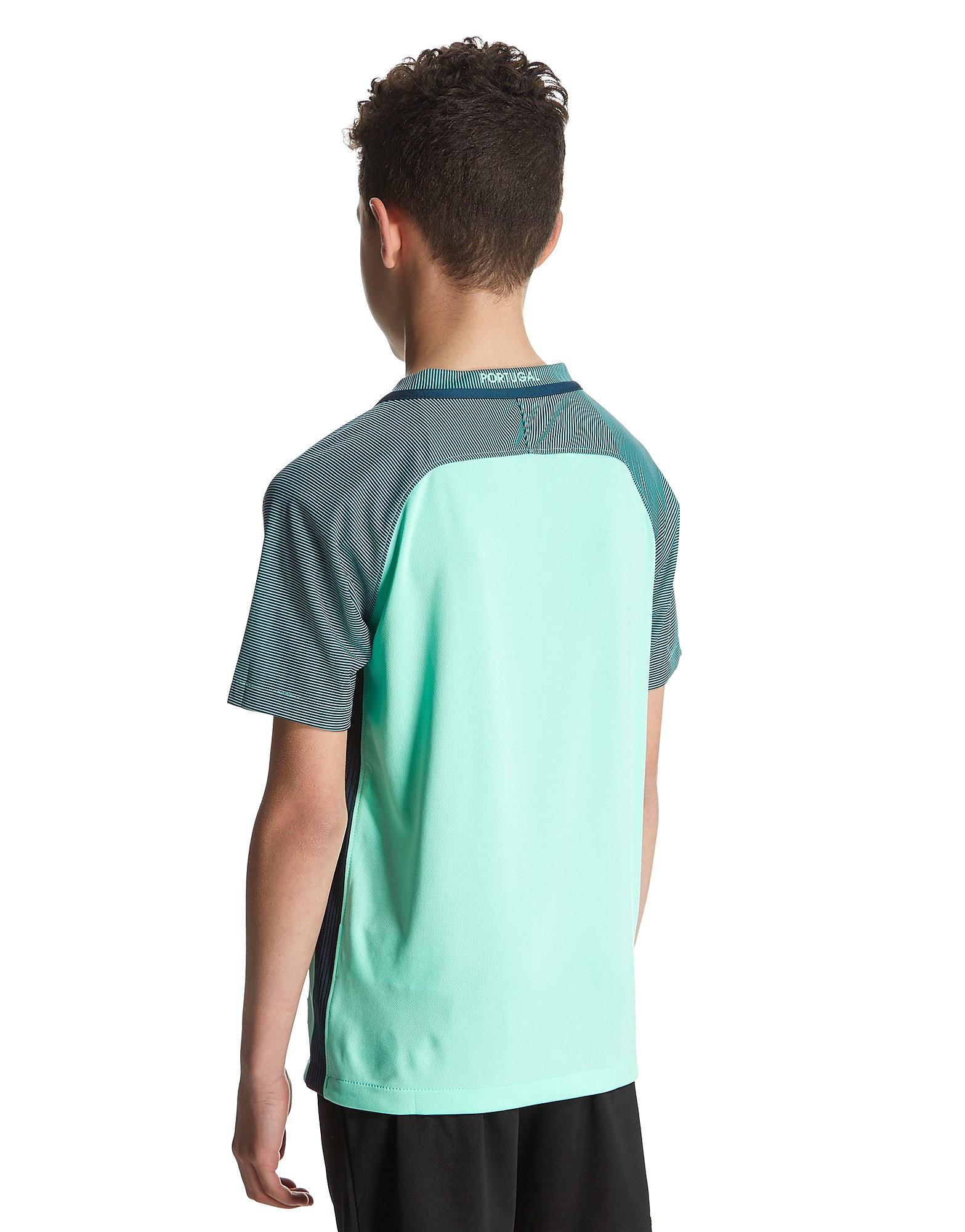 Nike Portugal 2016 Away Shirt Junior