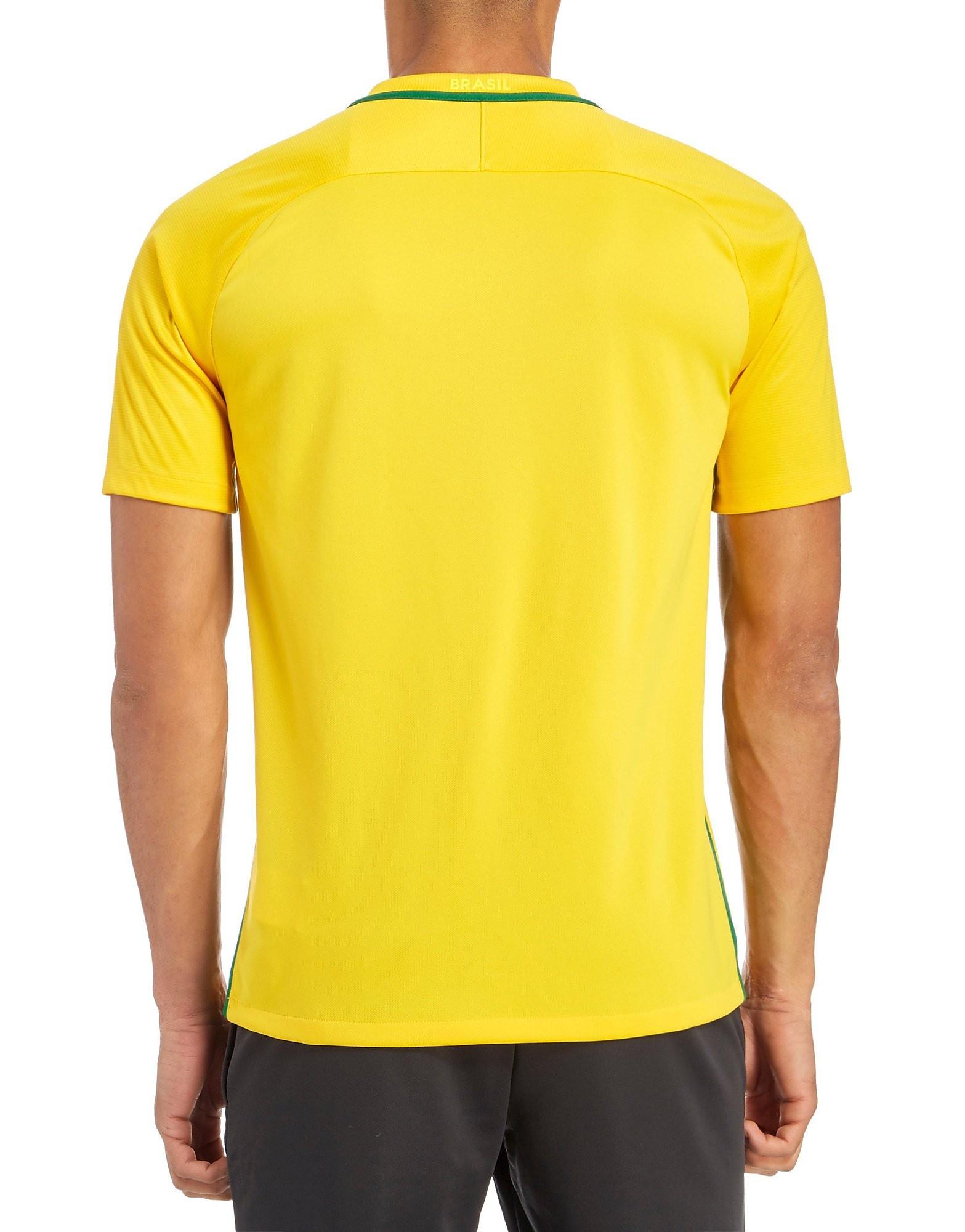 Nike Brazil 2016 Home Shirt