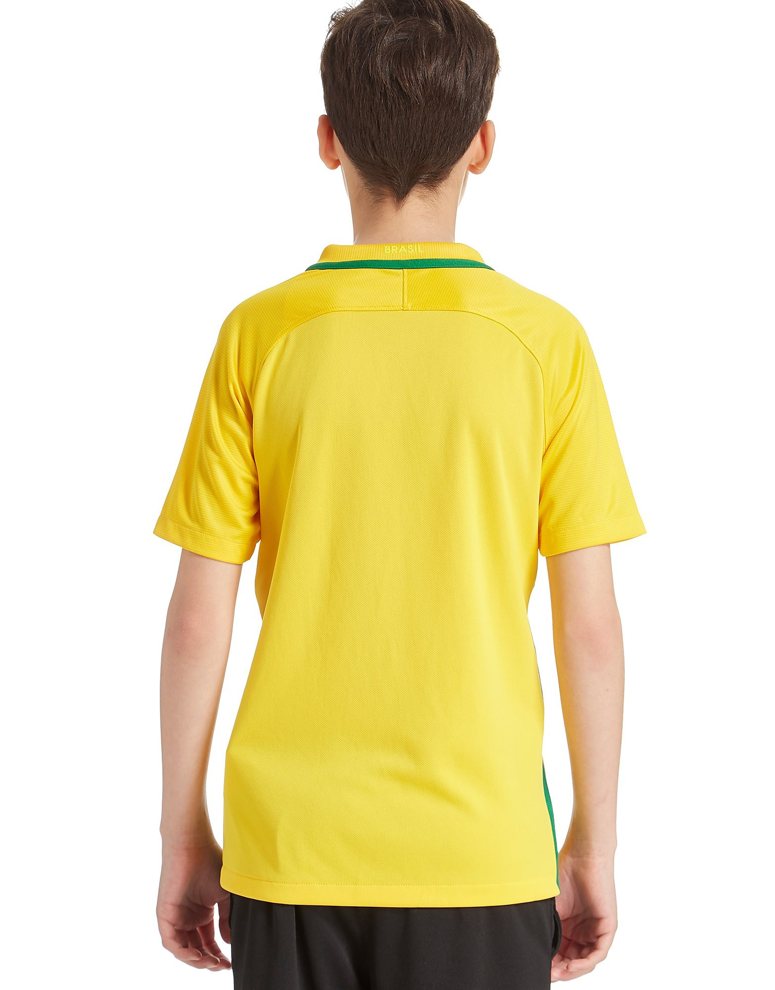 Nike Brazil 2016 Home Shirt Junior