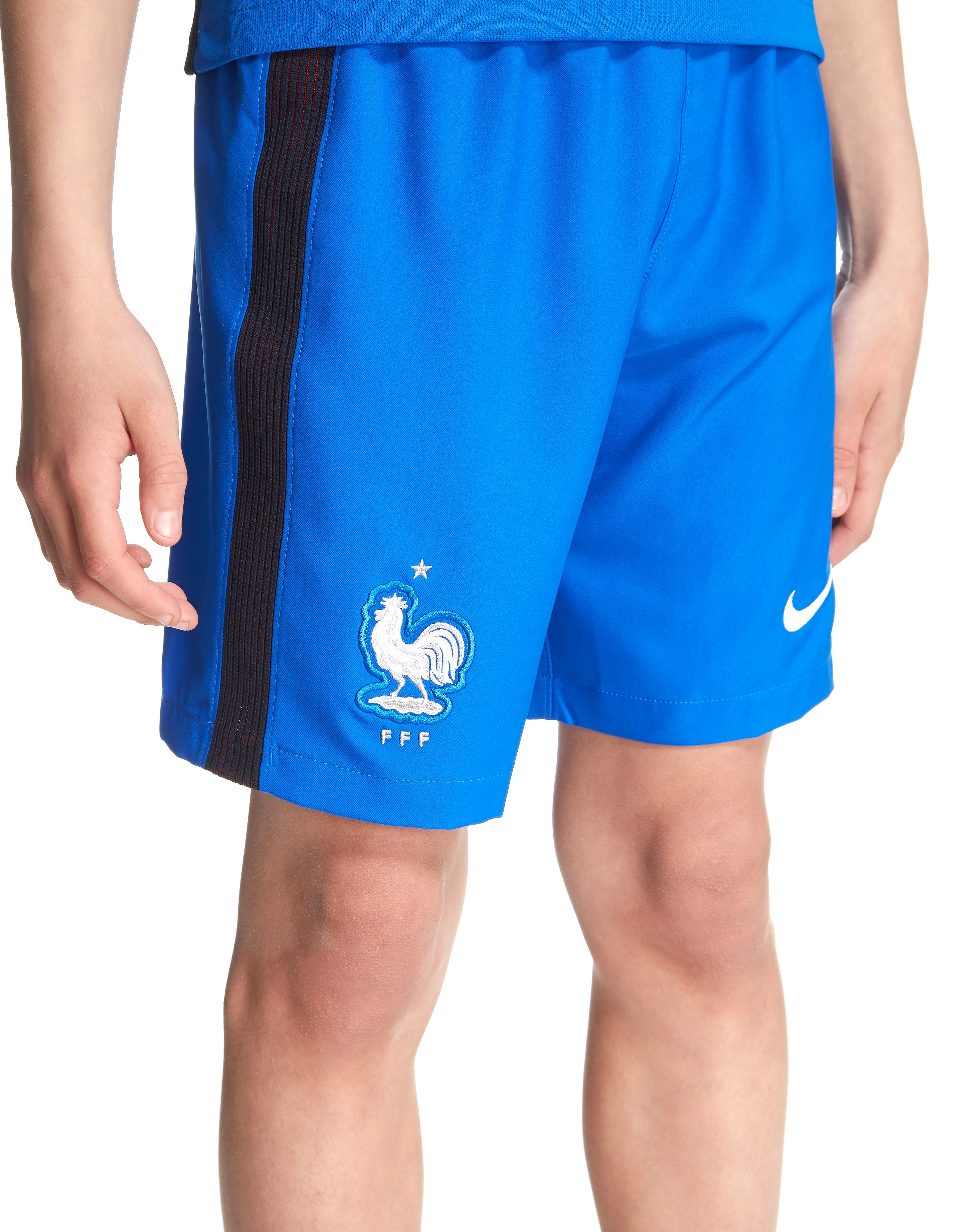 Nike France 2016 Home Shorts Junior