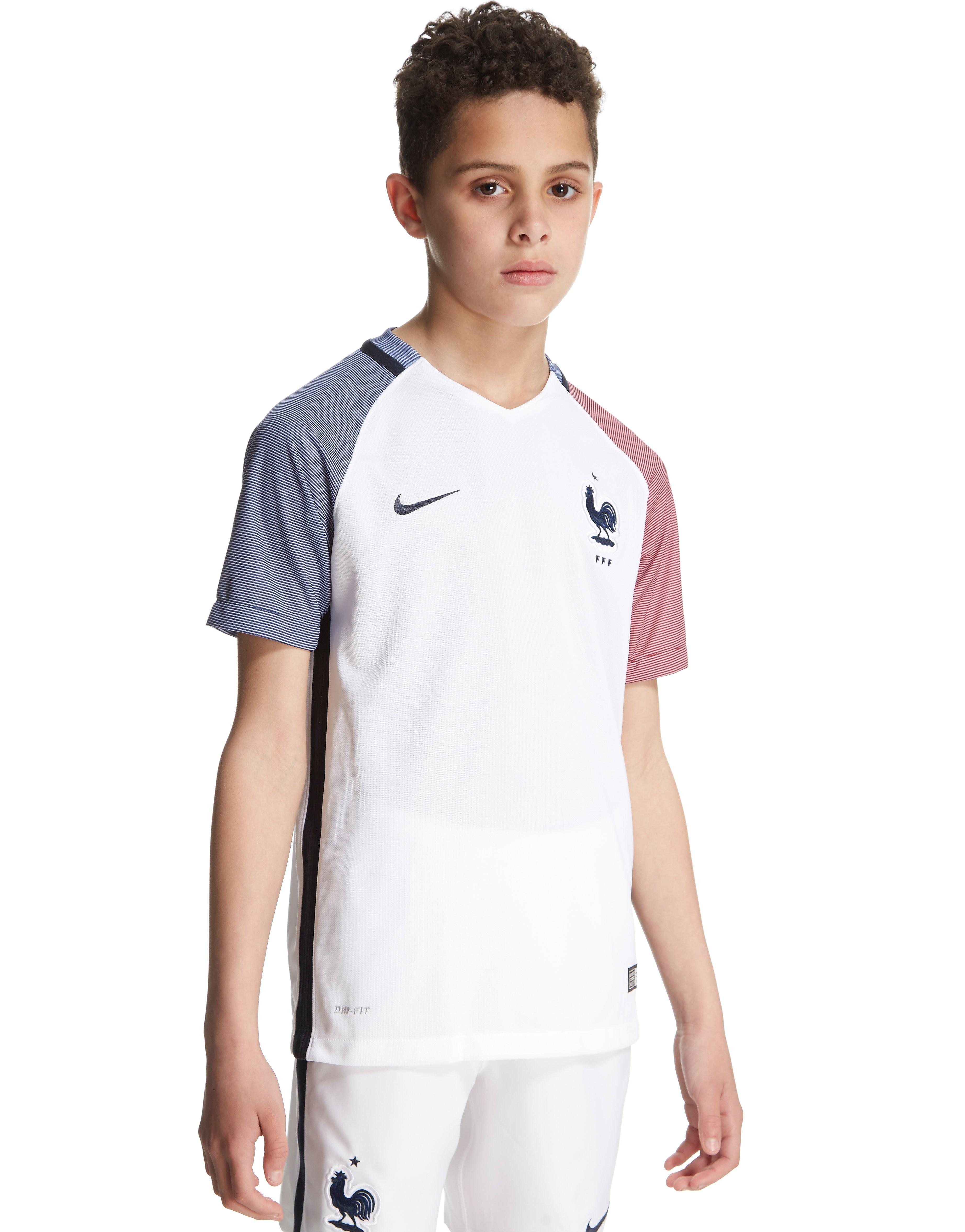 Nike France Away 2016 Shirt Junior