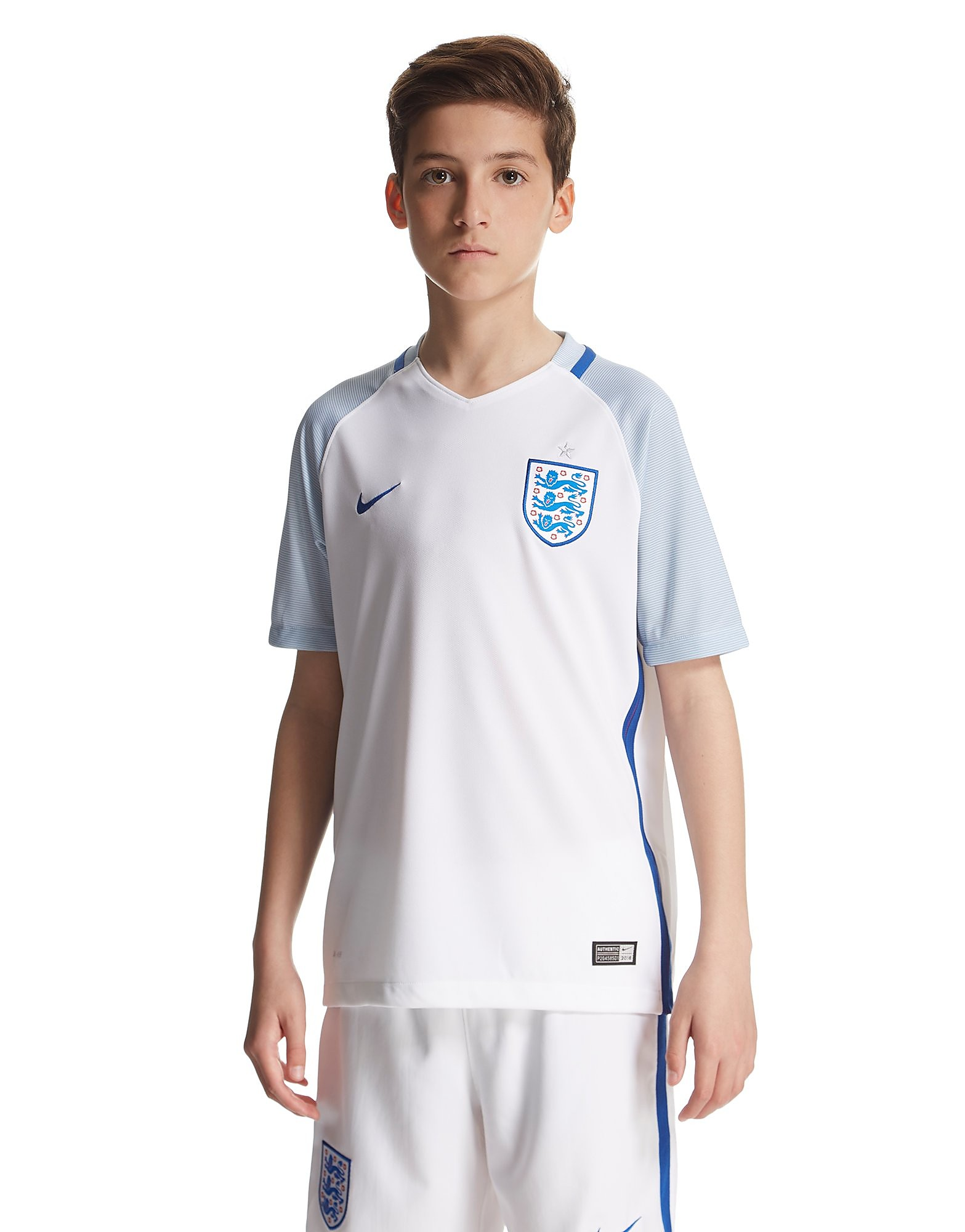Nike England 2016 Home Shirt Junior