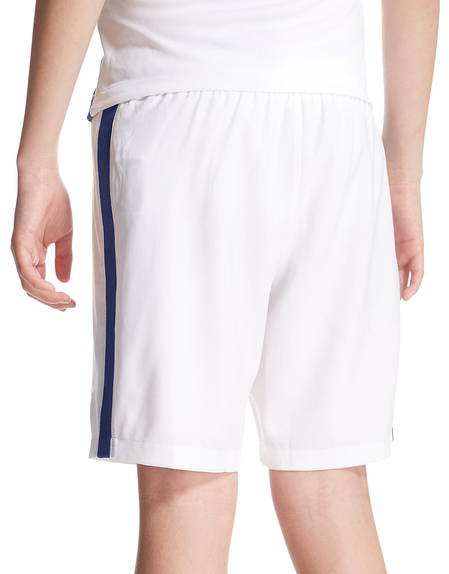 Nike Pantalones cortos de casa de Inglaterra 2016 para niños