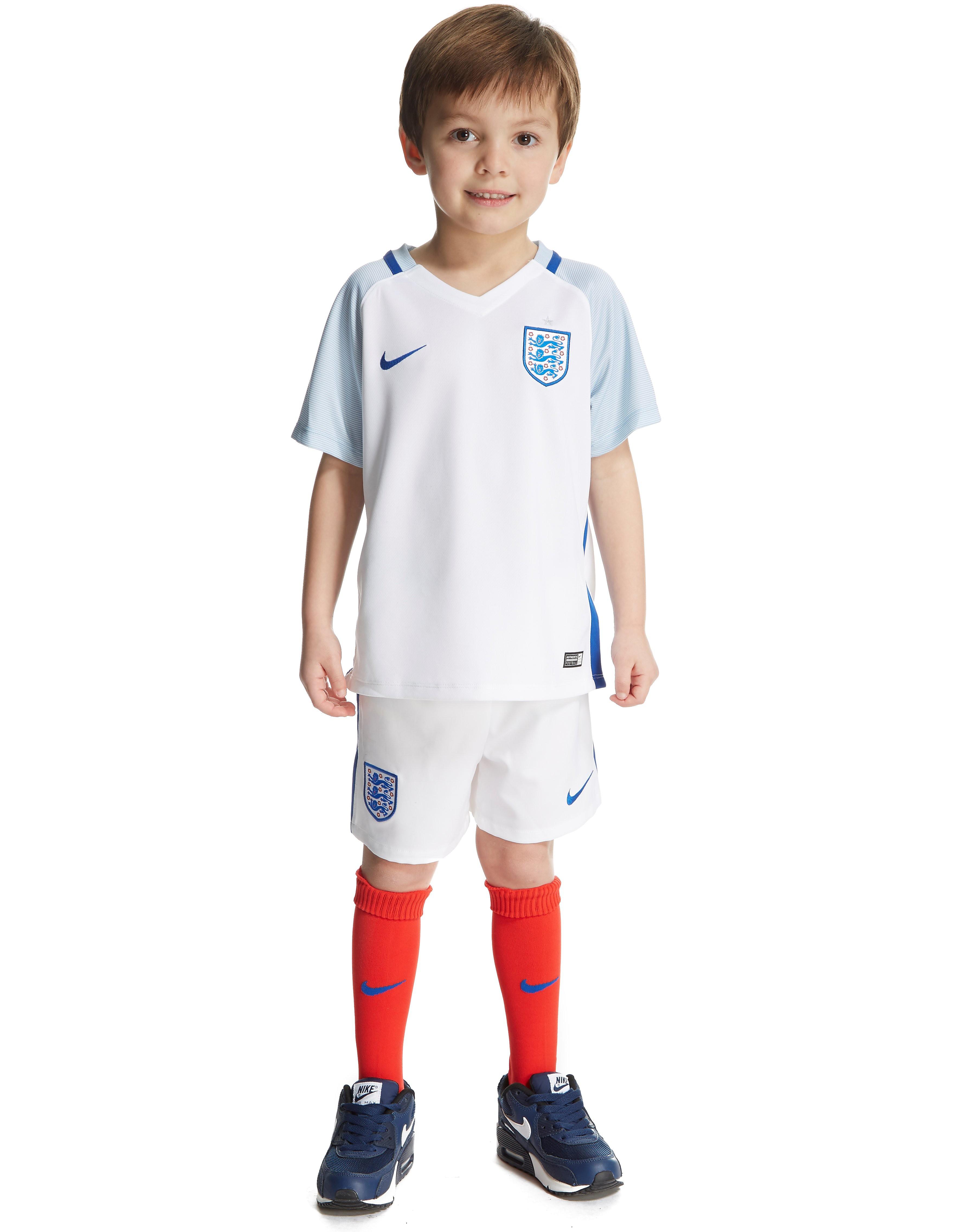 Nike England 2016 Home Kit Children