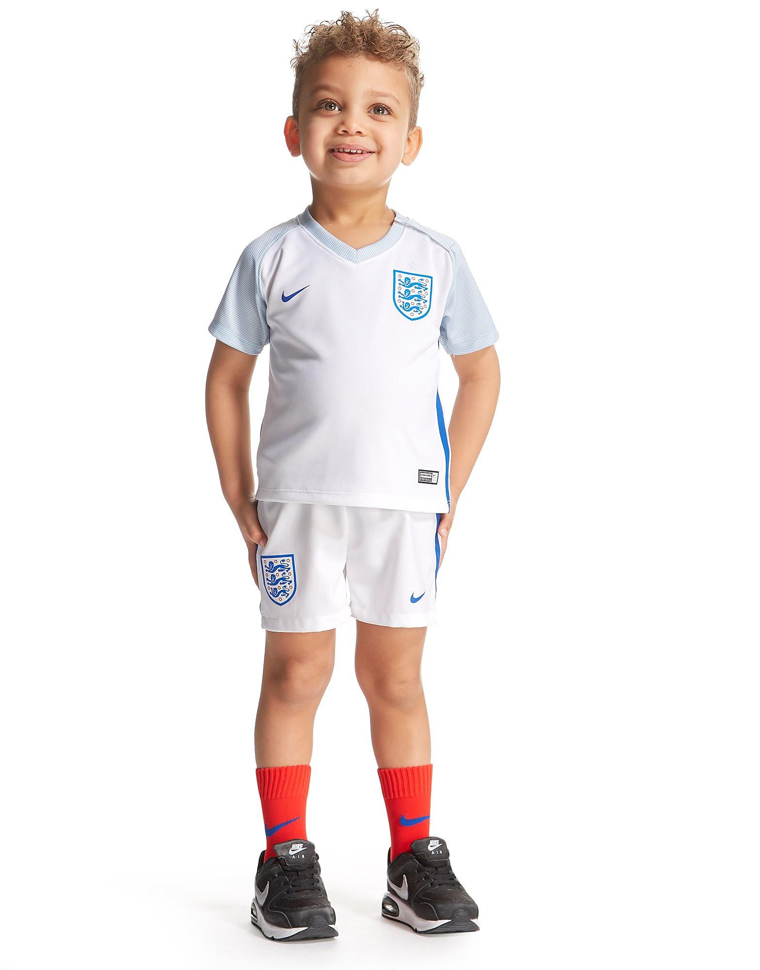 Nike Conjunto de la 1ª equipación del Inglaterra 2016 para bebés