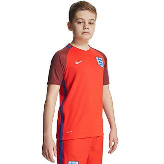 Nike England 2016 Away Shirt Junior