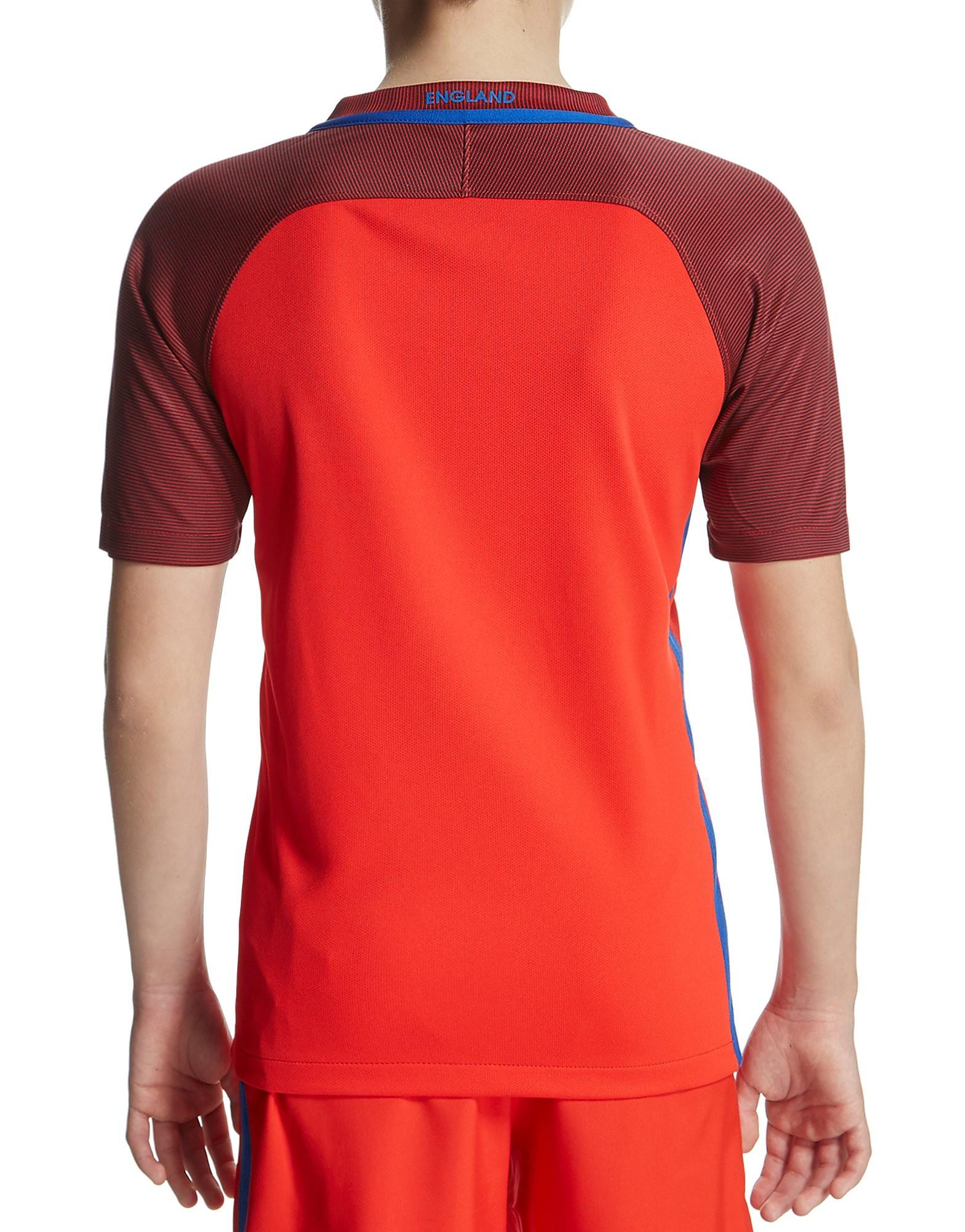 Nike England 2016 Away Shirt Junior