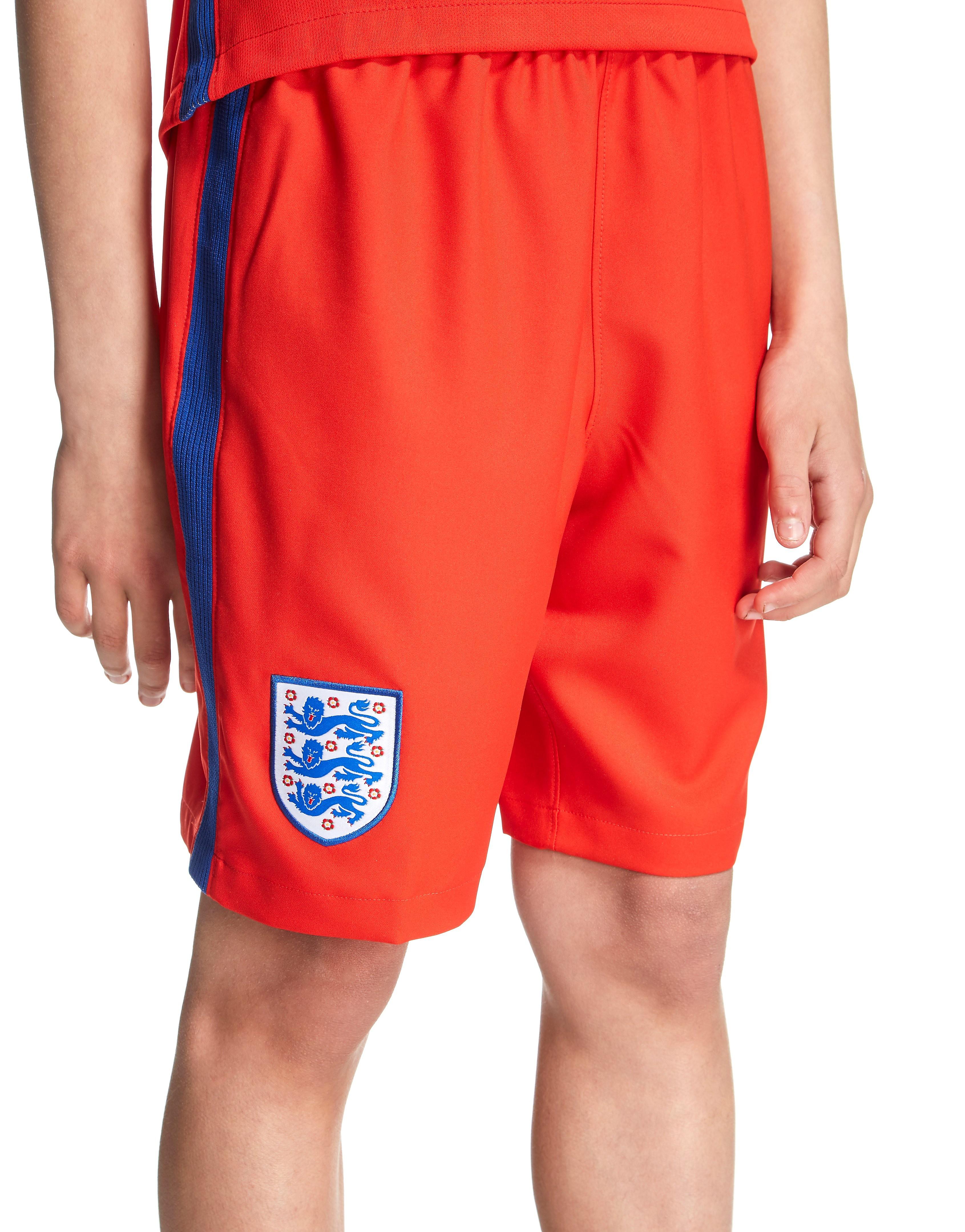 Nike England 2016 Away Shorts Junior