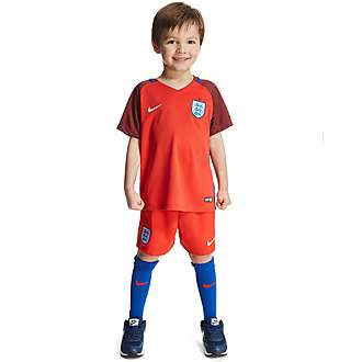 Nike England 2016 Away Kit Children