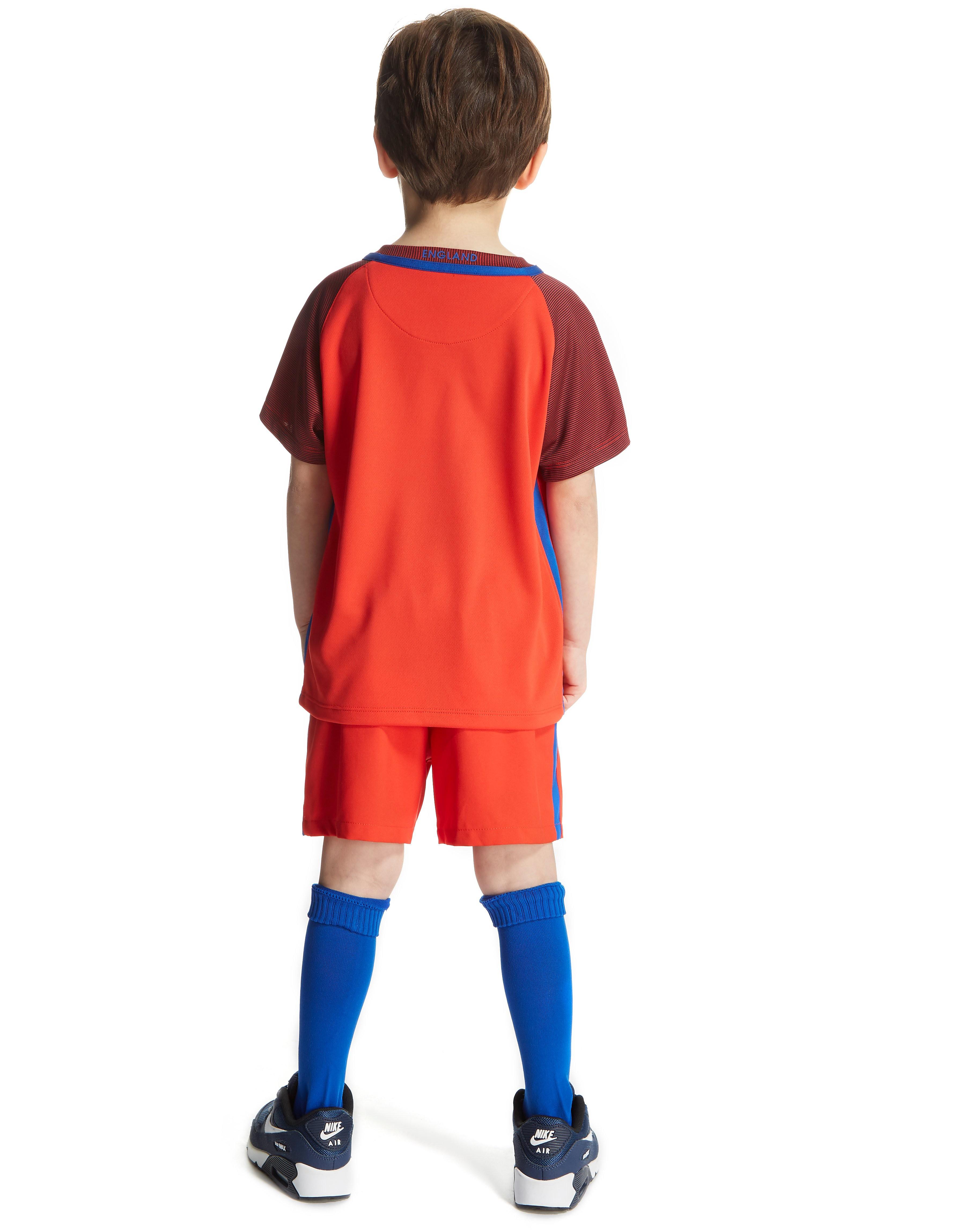 Nike England 2016 Away Kit Children