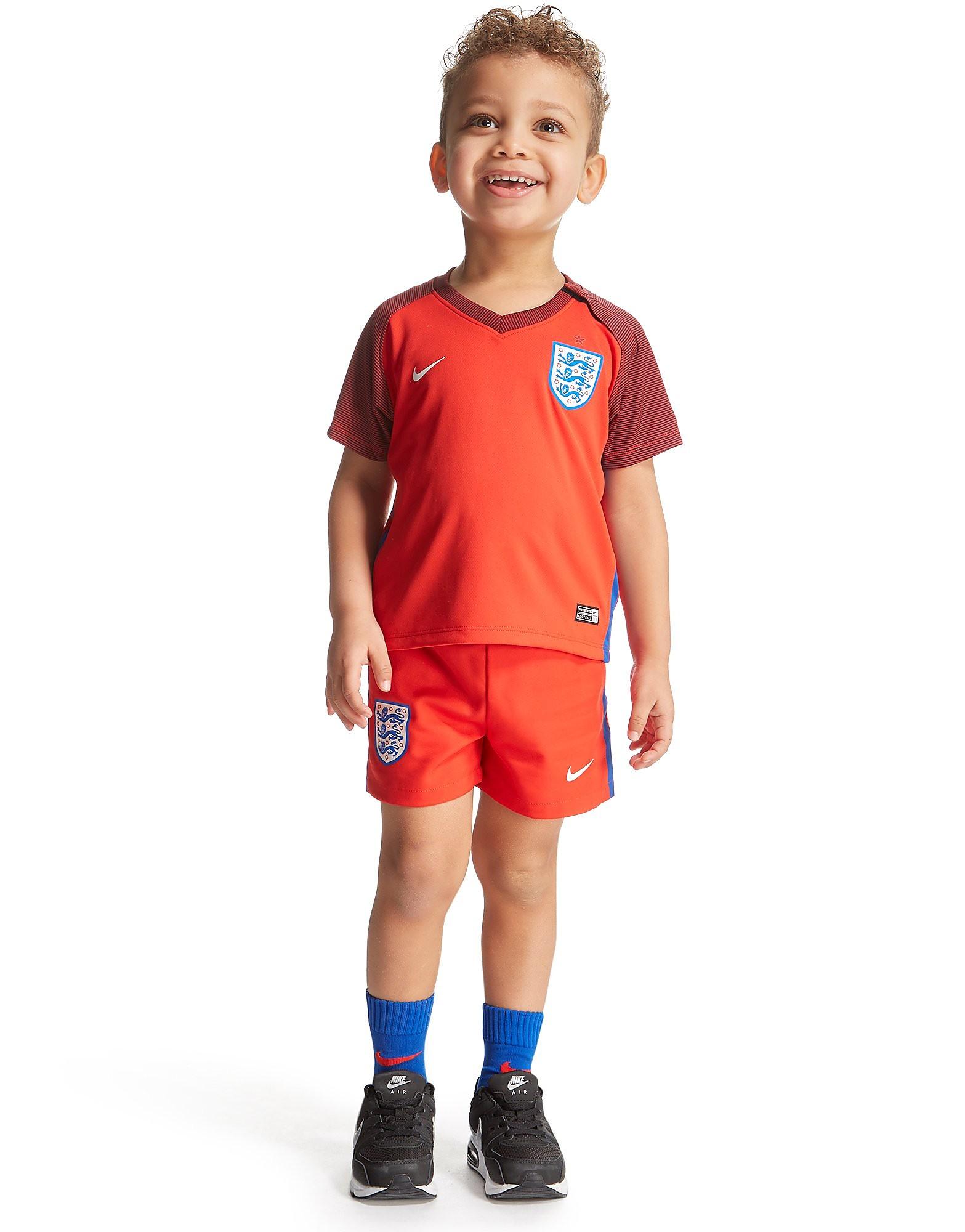 Nike England 2016 Auswärtstrikot-Kit für Babies