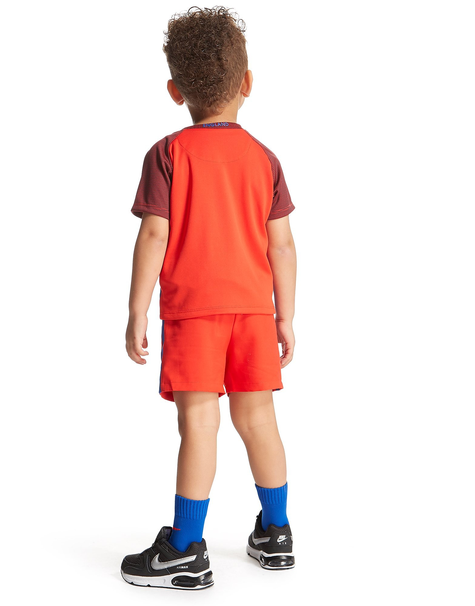 Nike Inglaterra 2016 Away Kit infantil