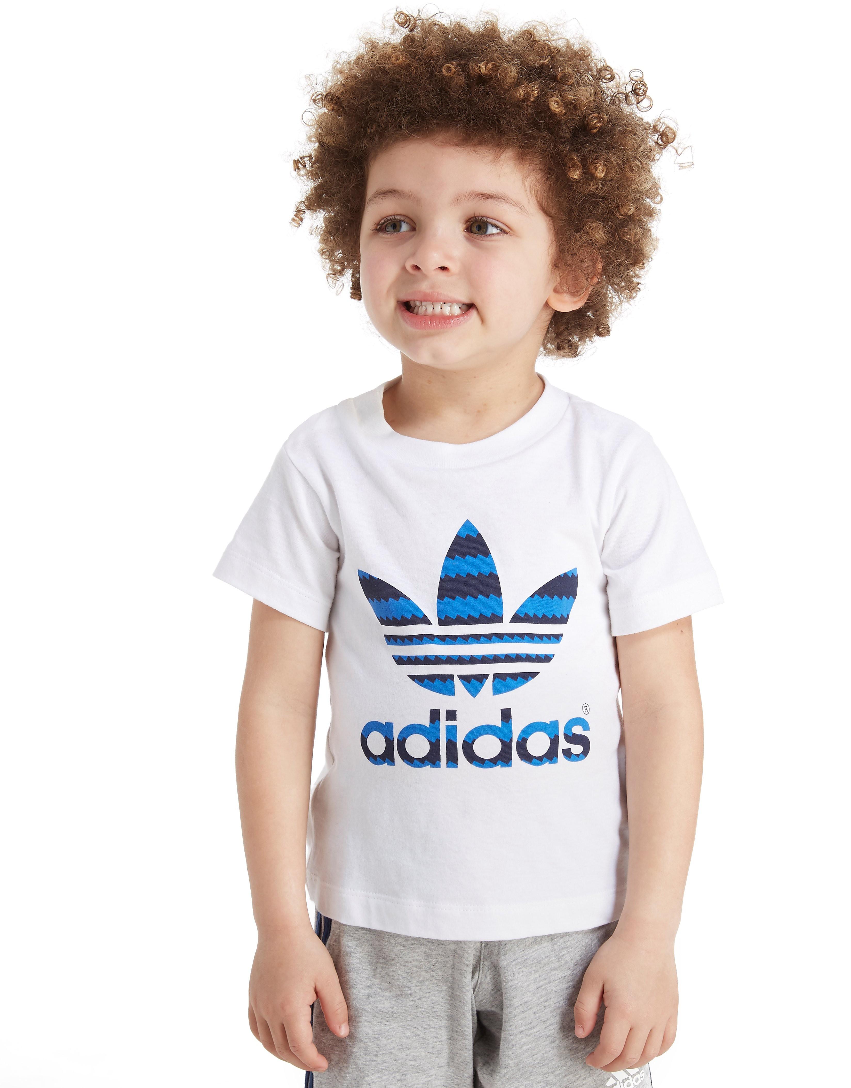 adidas Originals Infil Striped T-Shirt Infant