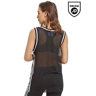 adidas Originals Mesh Trefoil Vest