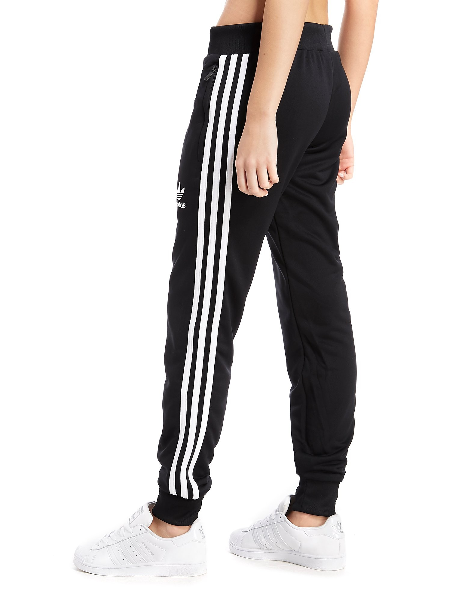 adidas Originals pantalón Poly 3-Stripes