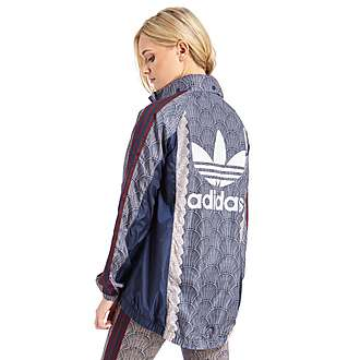 adidas Originals Shell Tile Windbreaker