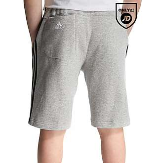 adidas Linear 3-Stripes Shorts Junior
