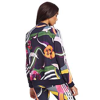 adidas Originals Floral Burst Superstar Track Jacket Floral Pack