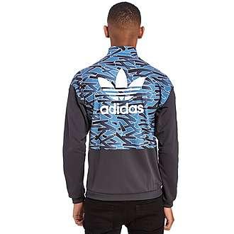 adidas Originals Shatter Stripe Track Jacket