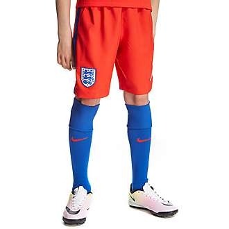 Nike England 2016 Away Socks Junior