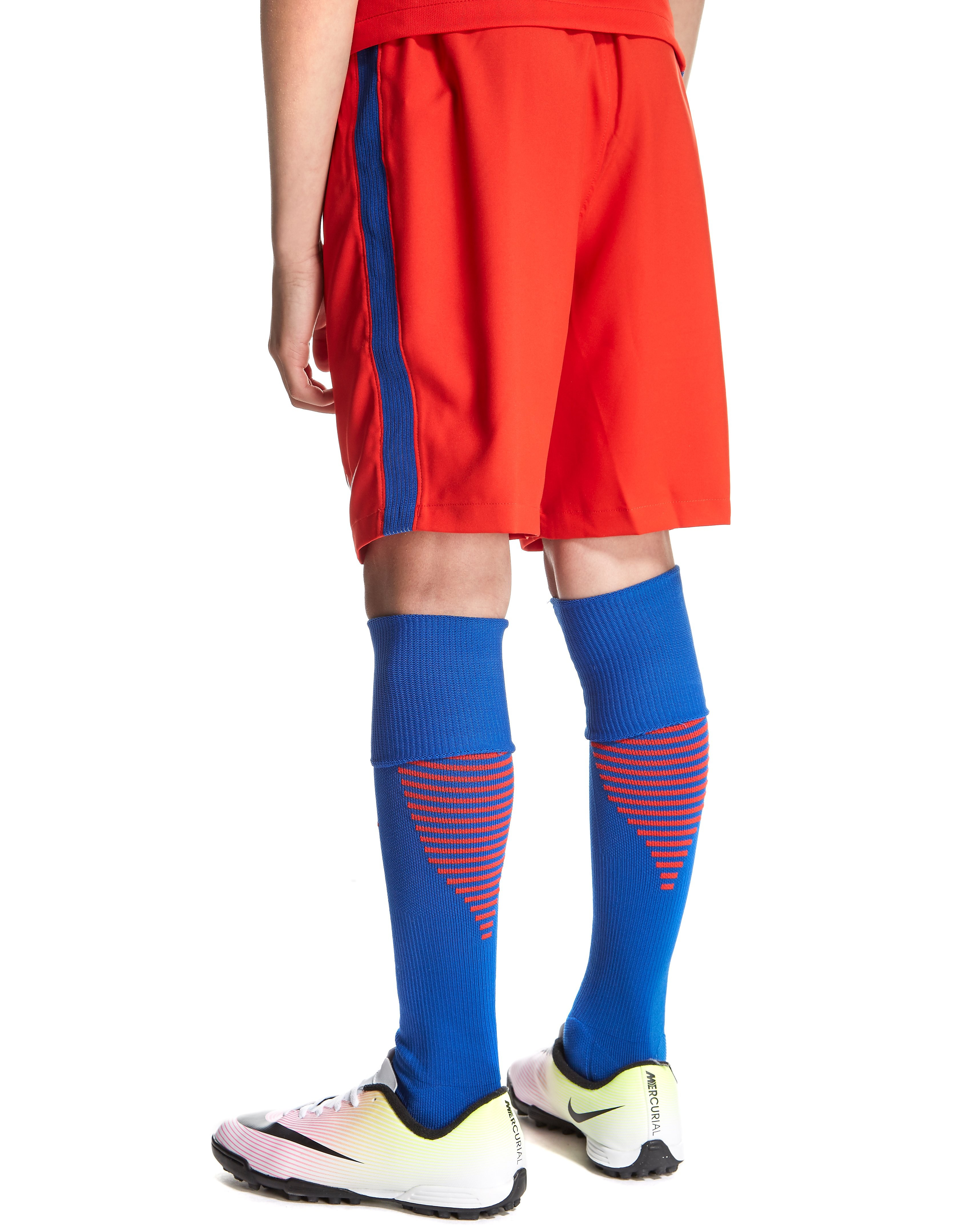Nike England 2016 Away Socks Junior