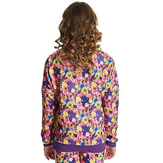 adidas Originals Girls Garden Crew Sweatshirt Junior