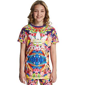 adidas Originals Girls T-Shirt Junior