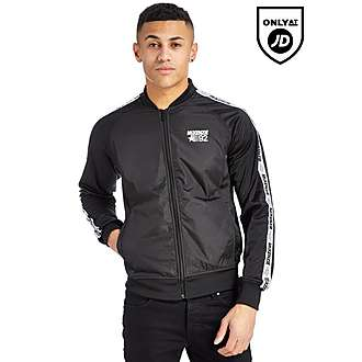 McKenzie Corporation Track Jacket