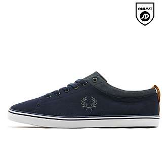 Fred Perry Hallam Canvas - Exclusive