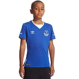 Umbro Everton 2015/16 Home Shirt Junior