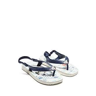 Havaianas Snoopy Flip Flops Infant