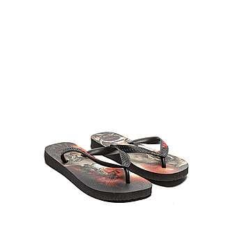 Havaianas Jurassic Park Flip Flops Children