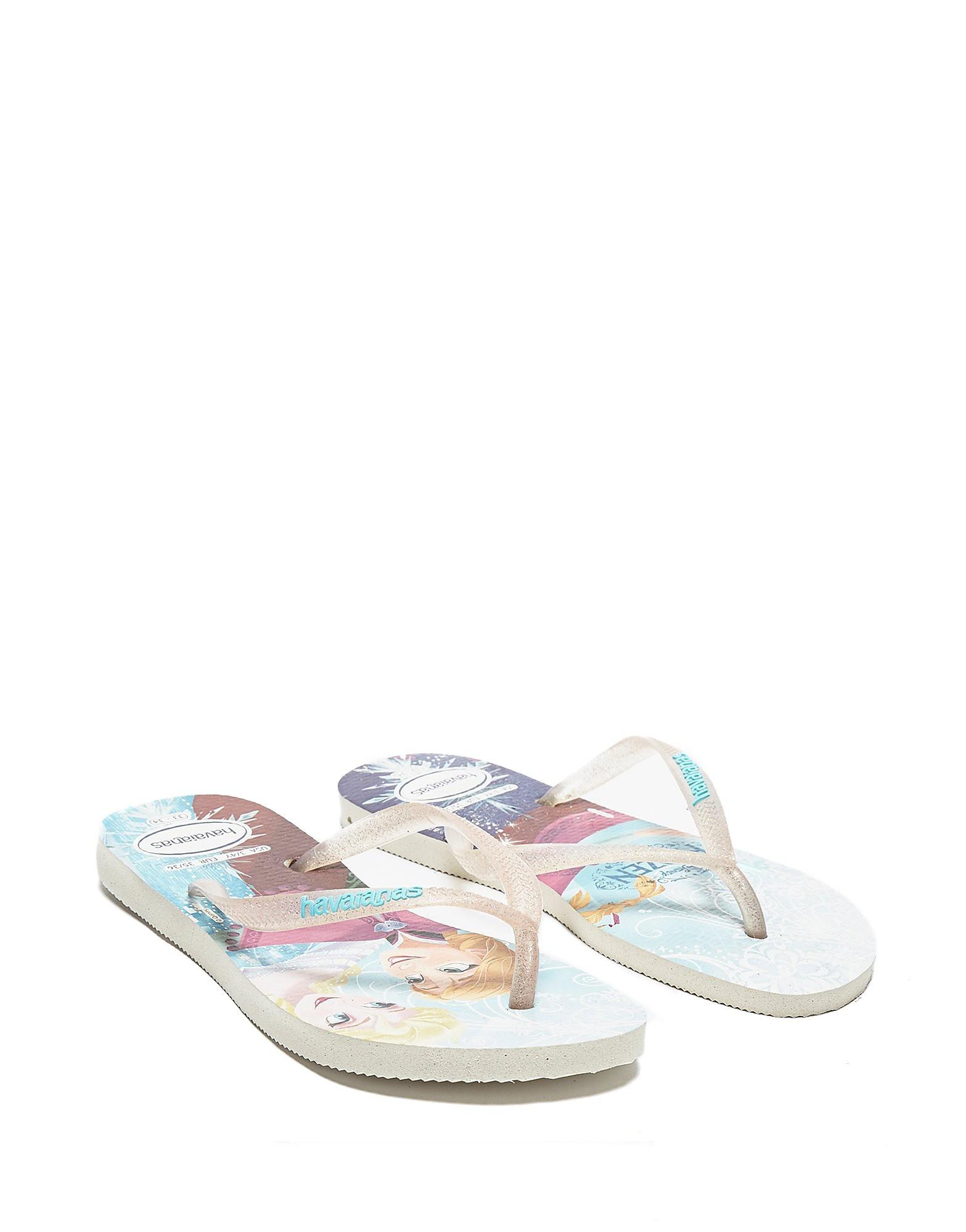 Havaianas Slim Princess Flip Flops Children