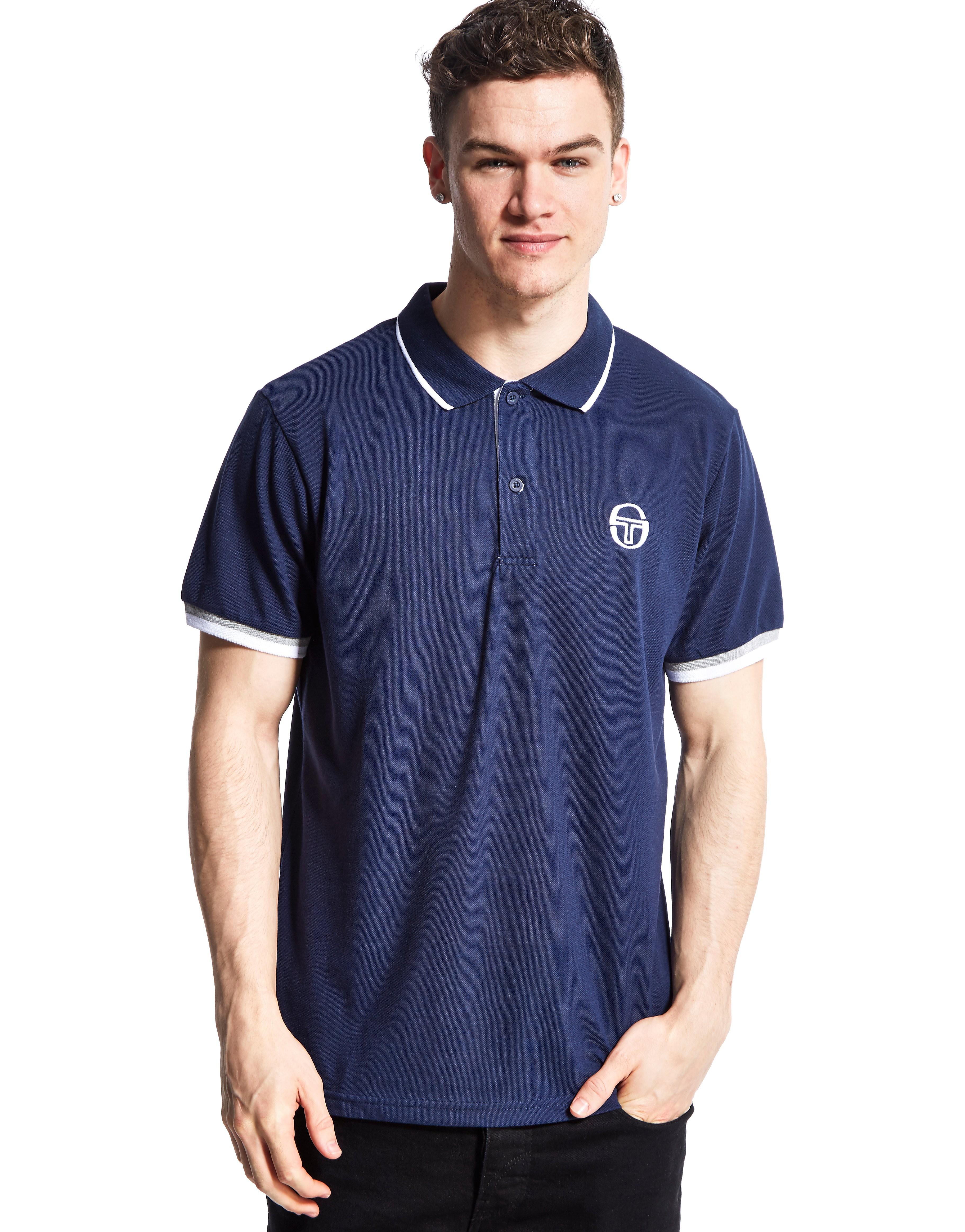Sergio Tacchini Stanway Tip Polo Shirt
