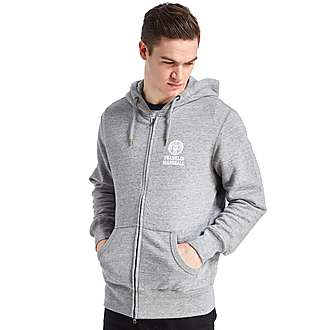 Franklin & Marshall Seal Stack Zip Up Hoody