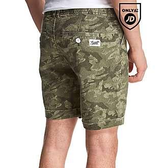 Sonneti Raz Camo Shorts Junior