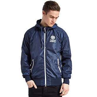 Franklin & Marshall Seal Stack Windrunner Jacket