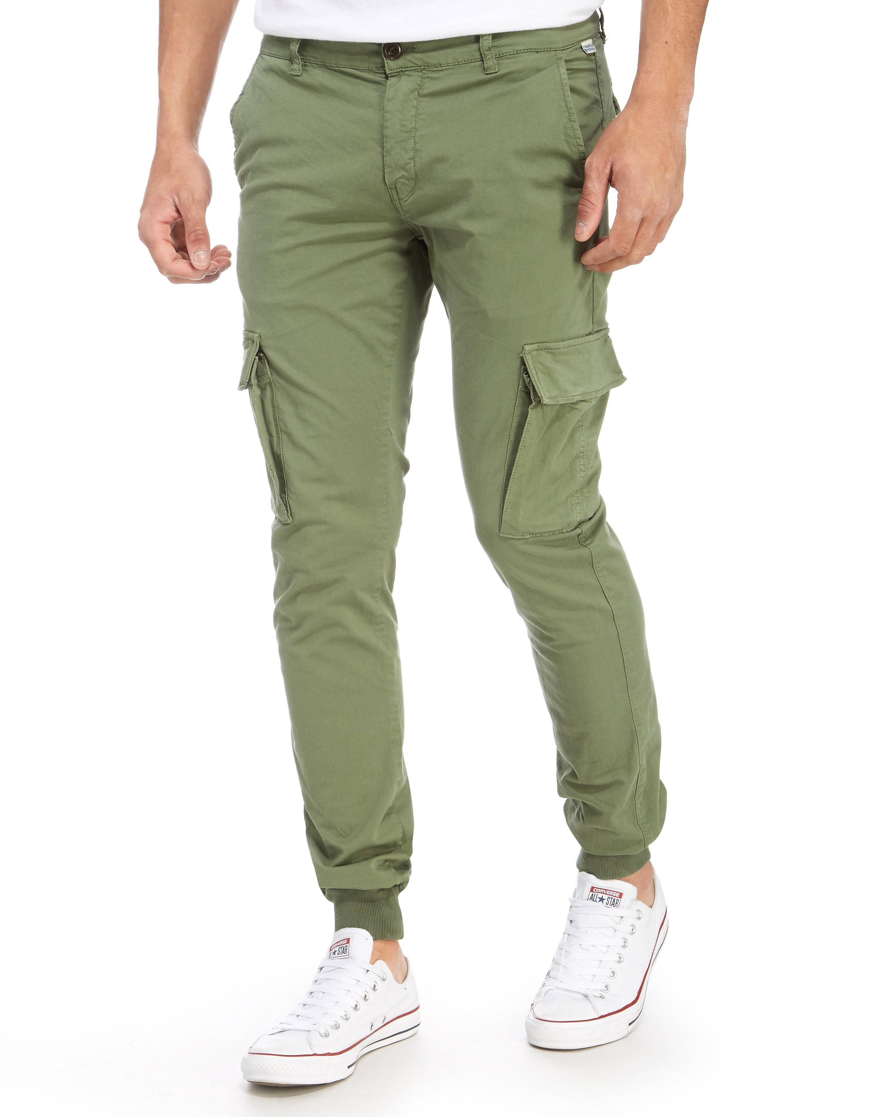 Franklin & Marshall Cunningham Cargo Trousers