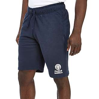 Franklin & Marshall Seal Stack Jersey Shorts