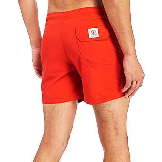 Franklin & Marshall Seal Stack Core Swim Shorts