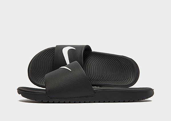 Comprar deportivas Nike chanclas Kawa júnior, Black